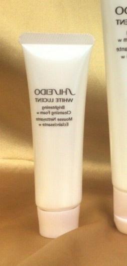 Shiseido White Lucent Brightening Cleansing Foam 1.1oz/ 30ml