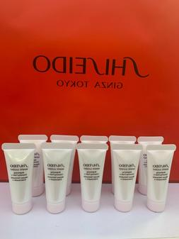 Shiseido White Lucent Brightening Cleansing Foam 10 x 7ml =