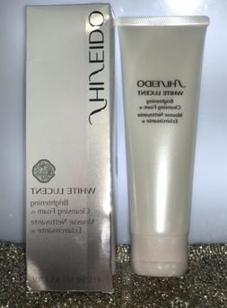 Shiseido White Lucent Brightening Cleansing Foam w 125ml/4.7