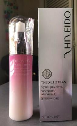 Shiseido/White Lucent Luminizing Surge 2.5 Oz  2.5 Oz Lotion