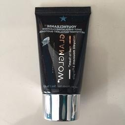 GlamGlow YouthCleanse Daily Exfoliating Cleanser Travel Size